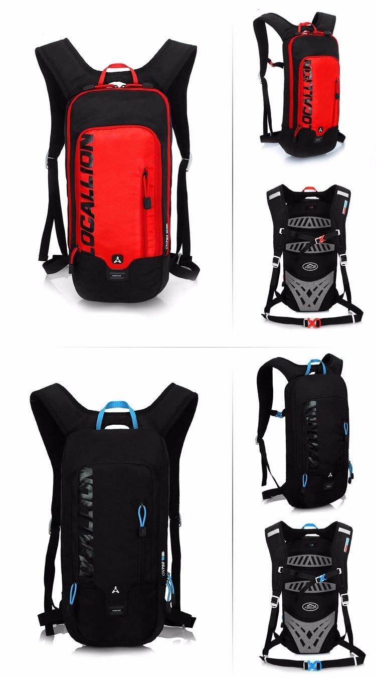 prova dwaterproof água ciclo escalada acampamento caminhada mochila pacote para homens