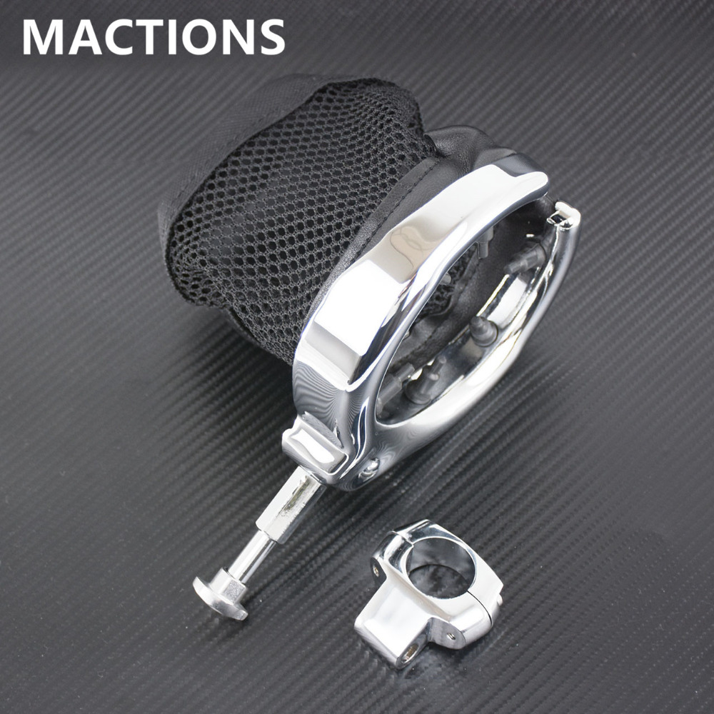 Hot Sales Motorcycle Handlebar Cup Holder Drink For Harley Dyna Fat Bob FXDF Electra Glide