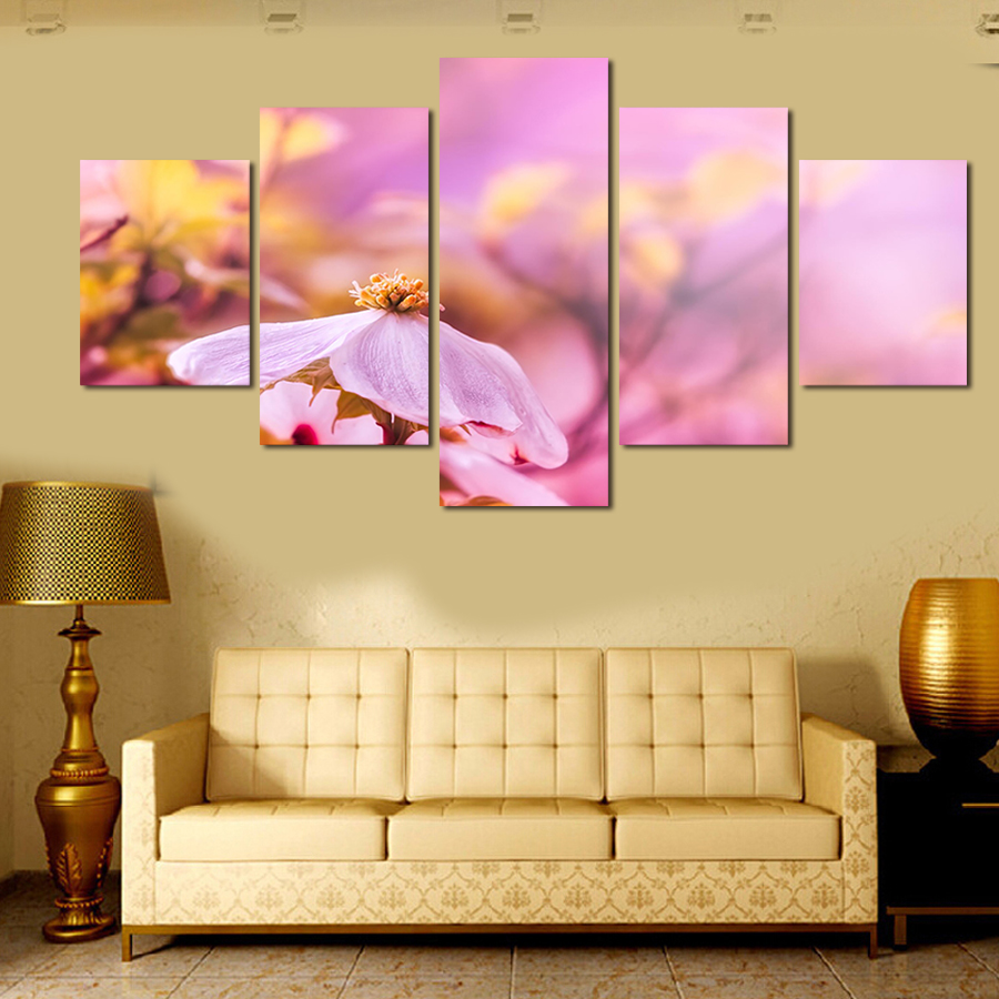 Contemporary Pink Camo Wall Decor Frieze - All About Wallart ...