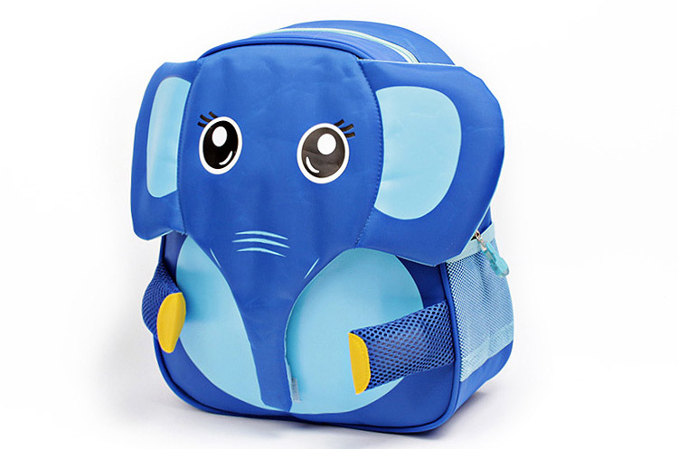 Children cartoon character backpack kids school book bags boys ...