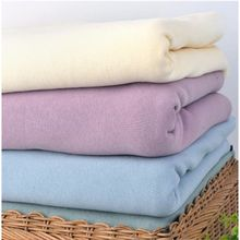 terry cotton fabric Abrasion-resistant cotton fabric heavy weight sweatshirt fabric for hoodie 50*185cm/piece F302533