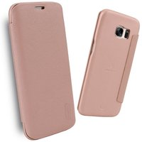 For Samsung Galaxy S7 G930 G930F Case Super Thin PU Leather Flip Card Slot Cover For