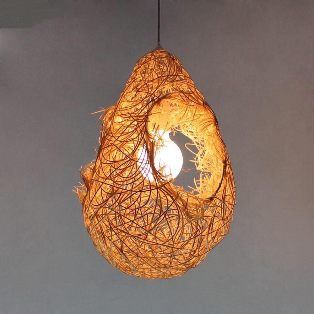 Southeast Asia Pendant Lights Rattan