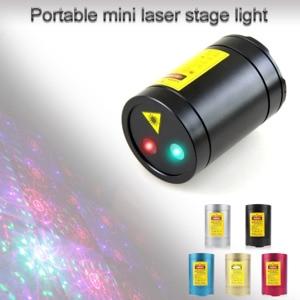 Portable Mini Green& Red Laser
