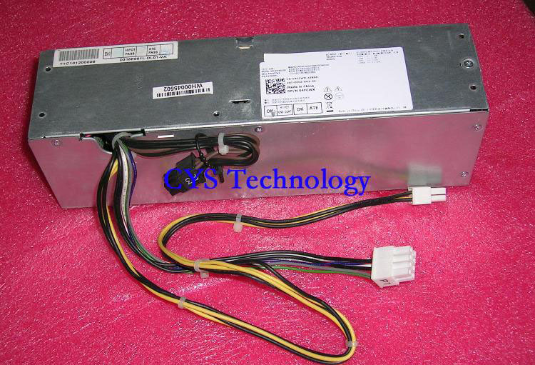 Free shipping CHUANGYISU for original OPX XE2 9020 SF 315W Power Supply 4FCWX VX372 H315ES 00,D315E001L,8+4+6 PIN,work perfect-in PC Power Supplies from Computer & Office    1