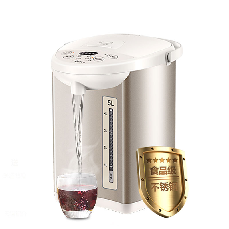 Electric thermos bottle domestic 304 stainless steel automatic intelligent thermal insulation water kettle large capacityElectric thermos bottle domestic 304 stainless steel automatic intelligent thermal insulation water kettle large capacity