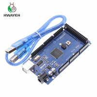 Mega 2560 R3 Mega2560 REV3 Consejo ATmega2560-16AU compatible pour para arduino Mega 2560 r3