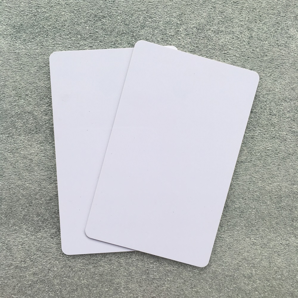 200pcs EM4305 ISO 11784/11785 125Khz 512bits Read-write PVC Blank Contactless Rfid ID Card