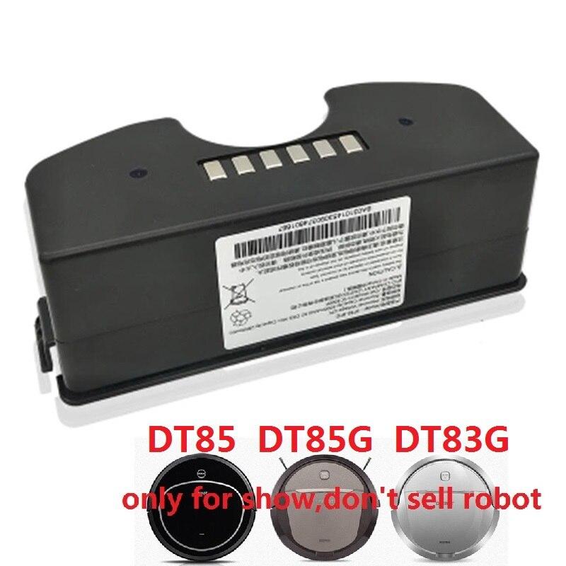 Batterie pour ECOVACS Deebot DT85G DT85 DT83G Robot aspirateur balayeuse NI-MH accumulateur Rechargeable remplacement 12 V
