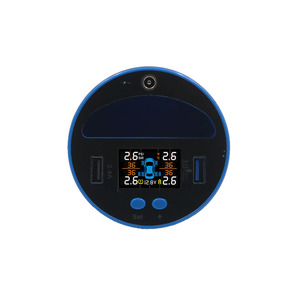 Image 4 - EANOP TPMS C500 Car Tire Pressure Monitor  Wireless Tyre Pressure Monitor with QC3.0 Quick Charge 4 pcs External Internal sensor