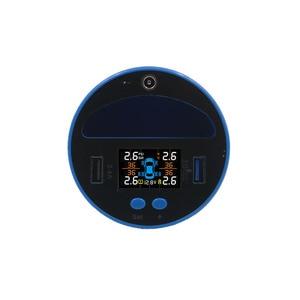 Image 4 - Монитор давления в шинах EANOP TPMS C500, беспроводной монитор давления в шинах с быстрой зарядкой QC3.0, 4 шт., внешний внутренний датчик