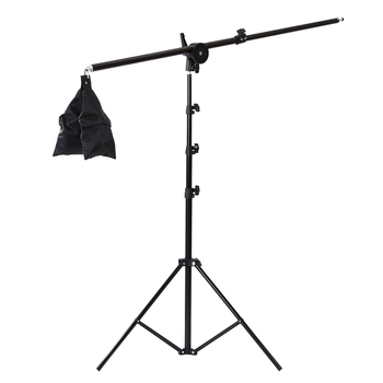 Photo Studio Light Kit Boom Arm Stand Camera & Photo Accessories