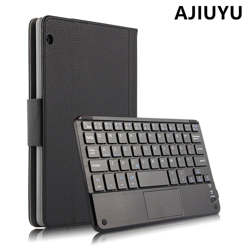 Étui pour huawei MediaPad T3 10 Sans Fil étui pour clavier bluetooth Couverture AGS-W09 AGS-L09 L03 Tablette Jeu D'honneur Pad2 T310 9.6 pouces
