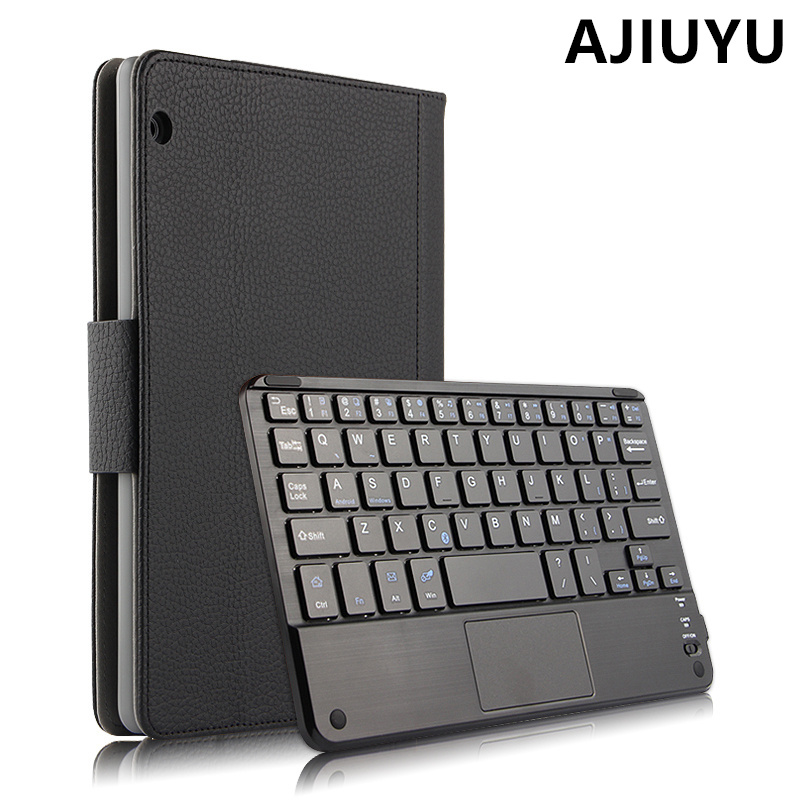 Case For HUAWEI MediaPad T3 10 Wireless Bluetooth Keyboard  Case Cover AGS-W09 AGS-L09 L03 Tablet  Honor Play Pad2 T310 9.6 inch folio slim cover case for huawei mediapad t3 7 0 bg2 w09 tablet for honor play pad 2 7 0 protective cover skin free gift