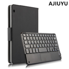 Case For HUAWEI MediaPad T3 10 Wireless Bluetooth font b Keyboard b font Case Cover AGS