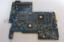 Free shipping L755 HM75 DDR3 Non-integrated laptop motherboard For toshiba H000034860 mainboard Fully tested and working perfect