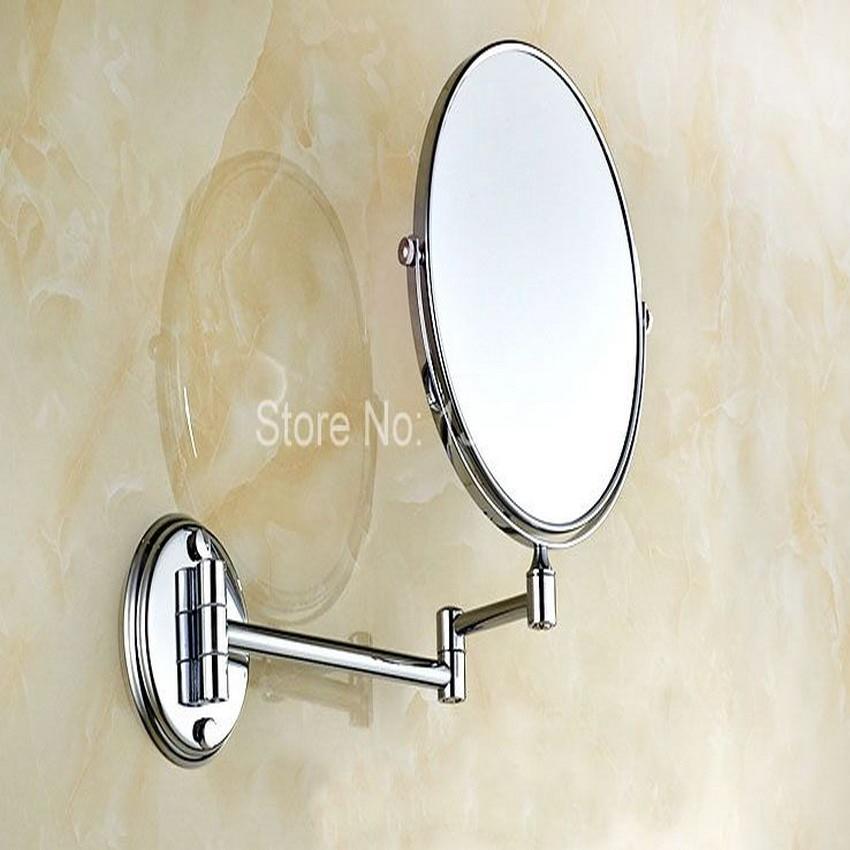 Hotel Bathroom Accessory Polished Chrome Brass 8 Wall Mount Swing