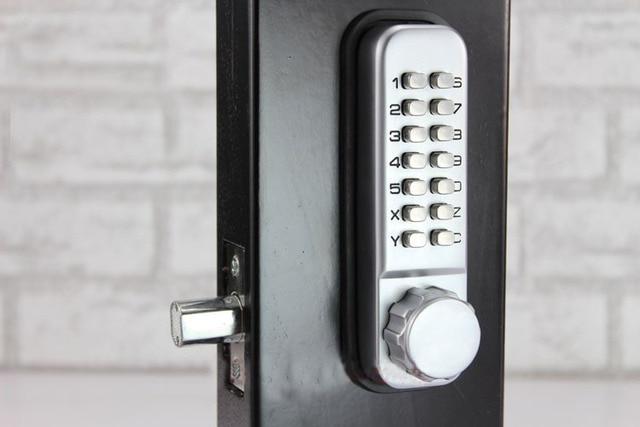 Rarelock Christmas Supplies Combination Door Lock Digital