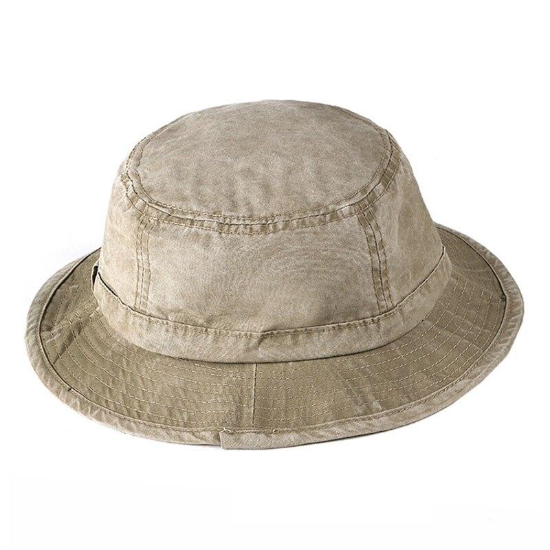 6.685.327.398.567.786.9714.8612.15 Aestrends  gorro Vaquero de algodón  lavado para hombres y mujeres Panamá Hip Hop gorra de pesca al aire libre  deporte ... b2365d2914c