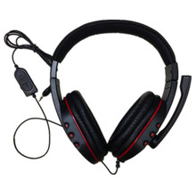CES Big Wired PS4 gaming Headset earphones with Microphone Headphones for PS4 games