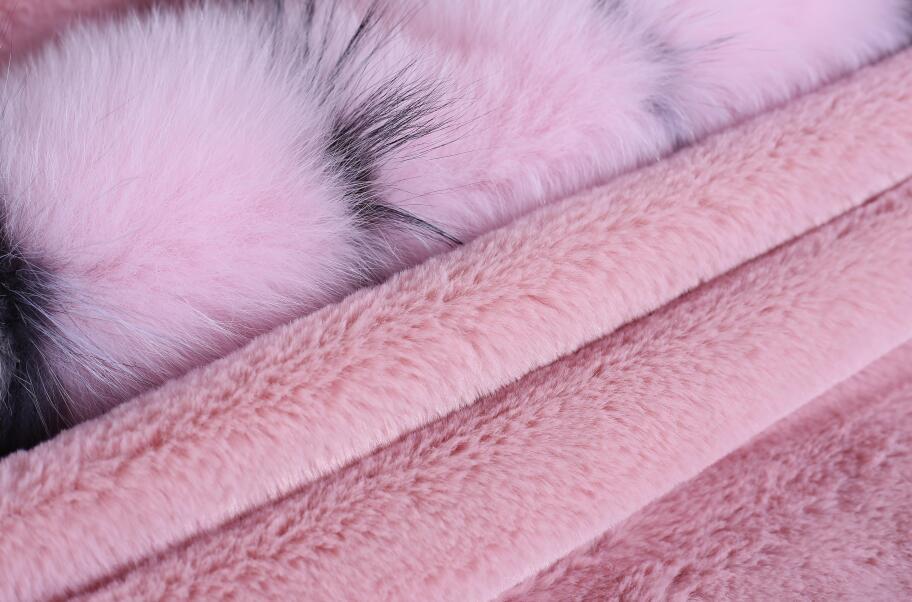 Large Natural Raccoon Fur Winter Jacket Women Hooded 19 Long Parkas For Female Thick Slim Down Winter Coat Women Waterproof 4