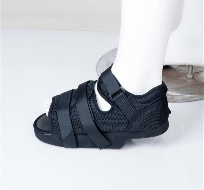 Free Shipping Medical Decompression Shoes Behind Feet Health Care Orthopedic Orthotics Foot Assist After Hallux valgus Surgery hallux valgus orthotics big toe corrector foot pain relief feet guard care bone corretivo bunion night and day used splint