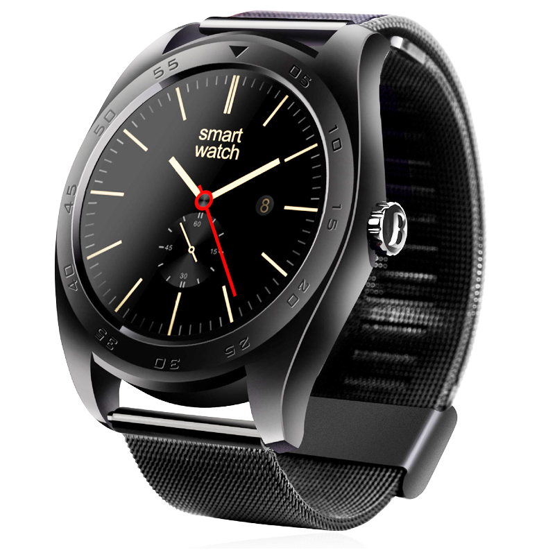 New K89 Smart Watch 1 22inch IPS Round Screen Smartwatch Heart Rate Monitor Bluetooth Watch for