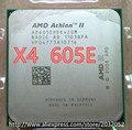 AMD Athlon II X4 605E - AD605EHDK42GM 2.3G/45W/45M  AM3 Desktop Processor X4 605e (working 100% Free Shipping)