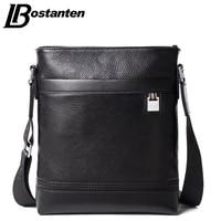 Bostanten Business Genuine Leather Men S Messenger Bags Man Portfolio Office Bag Quality Small Travel Shoulder