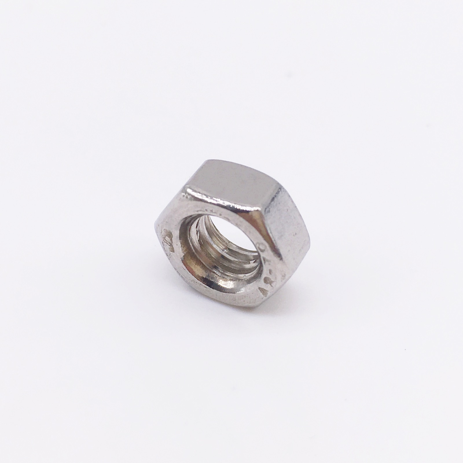 M3 M6 M8 M10 Hex Nuts Left Threads Stainless Steel Metric M4 M5 press in captive stud 303 stainless steel metric m5 0 8 threads 25mm overall length pack of 100
