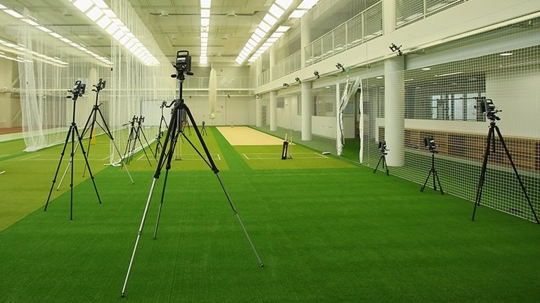 Non-turf Artificial Grass Cricket Pitch
