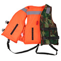 Universal Adult Buoyancy Flotation Swimming Life Jacket Vest Camouflage Boating Water Fishing Swimming Ski Safety Life Jacket