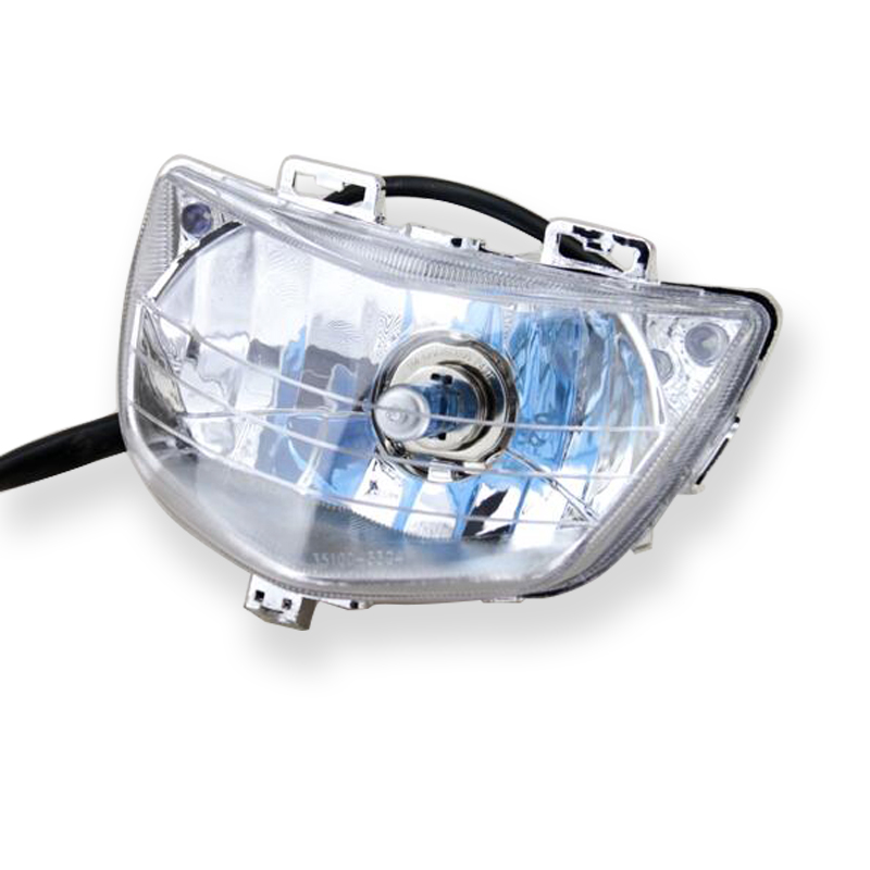 Motorcycle Accessories For Suzuki Address V125g Motorcycle Scooter Modified LED Headlight Assembly Motorcycle Headlamp