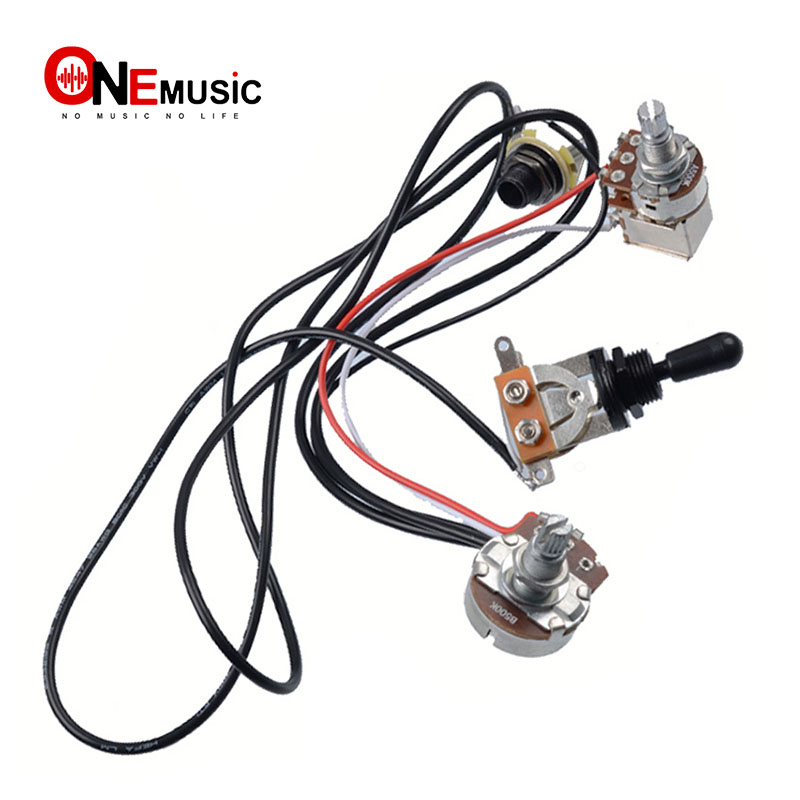 Aliexpress.com : Buy Guitar Switch Wiring Harness Prewired
