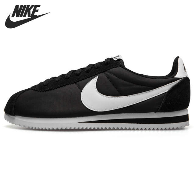 low priced e60cd 8c572 US $93.66 30% OFF|Original New Arrival 2018 NIKE CLASSIC CORTEZ NYLON Men's  Running Shoes Sneakers-in Running Shoes from Sports & Entertainment on ...