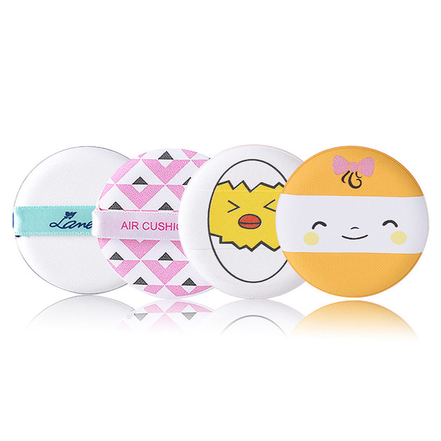 Us 3 83 Lameila Cute Air Cushion Puff Oil Resistivity Soft Sponge Powder Makeup Tool Korean Beauty Cosmetic Blender 12 Styles Available In Cosmetic