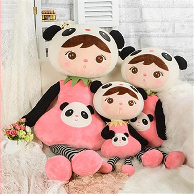 65cm 25 83cm 32 New Fashion Cute Metoo Doll Cartoon Stuffed Animals Angela Plush Toys Sleeping Dolls for Children Toy Z115