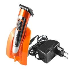 Kemei حلاقة أدوات تصفيف الشعر مقص الشعر الكهربائية اللاسلكية قطع قابلة للشحن الشعر المتقلب ماكينة حلاقة الرجال الطفل KM-607A الحلاقة