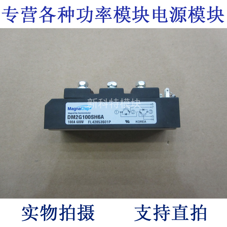 DM2G100SH6A DAWIN 100A600V 2 unit IGBT module