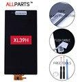 Оригинальный 6.44 дюймов 1920x1080 IPS Дисплей Для SONY Xperia Z Ultra Сенсорный ЖК-Экран Digitizer с Рамкой C6833 XL39h XL39