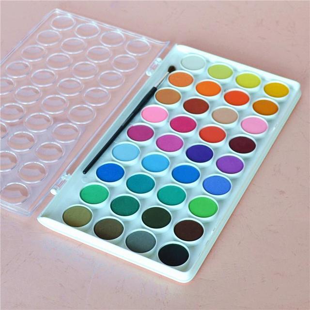 Simbalion 16/36 цветов акварельные краски товары для рукоделия