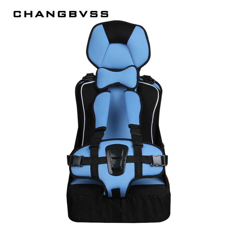 New Heighten Car Child Safety Seat Baby Child Portable Car Infant Seat Suitable for 6 Months -8 Years Old Kids Free Shipping free shipping durable environmental soft for 0 4 years old baby newborn car safety seat chair