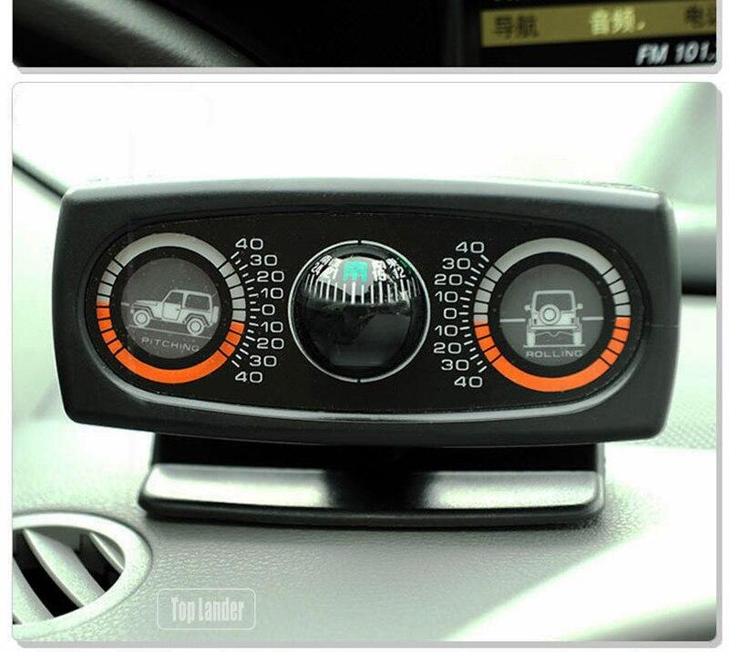 bússola para jeep suv acessórios do carro