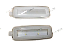 2 PCS For Audi A3 A4 A5 A6 Q3 Q5 A8 LED makeup lamp