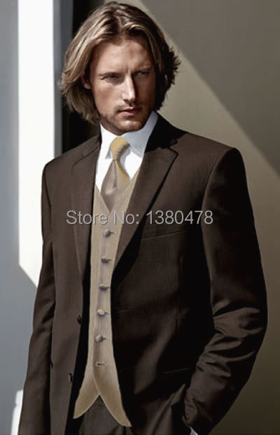 Compare Prices on Mens Brown Suit Vest- Online Shopping/Buy Low