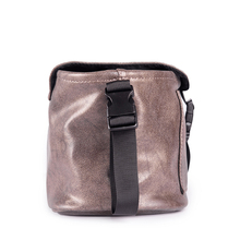 Convenient Compact Waterproof Leather Nursing Bag