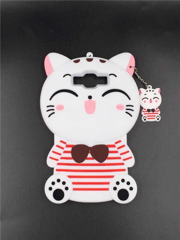 3D кремния кекс свинья сова кошка таблетки кактус мультфильм мягкий чехол для телефона чехол для Samsung Galaxy A5 J5 A7 J7 J1 J3 2015 2016 2017