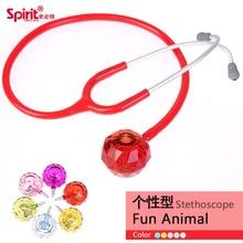 Spirit Professional stetoskop  Sparking diamond Pediatric single head stethoscope kids child children stetoskop made in Taiwan