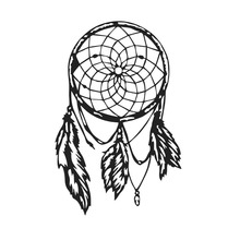 New Arrival Dream Catcher Wall Stickers Computer Sticker Home Decor Car Styling Vinyl Decals Window Decoration