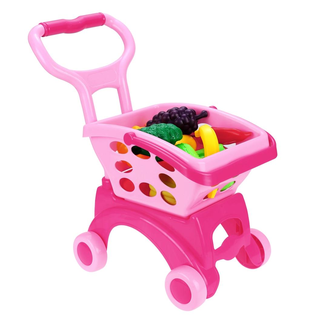 Pretend Play Toys : Children kids pretend toys little supermarket shopping